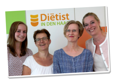 Team Diëtist in Den Haag